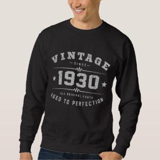 Sudadera Cumpleaños del vintage 1930