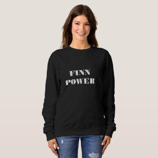 Sudadera del poder del Finn