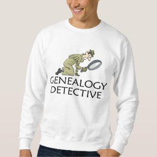 Sudadera Detective de la genealogía