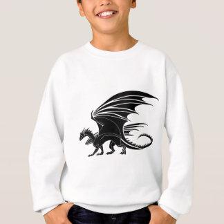 Sudadera Dragón enojado