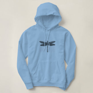 Sudadera 'Dragon-Fly_Woman's_Hooded_Sweatshirt