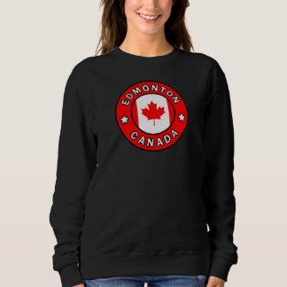 Sudadera Edmonton Canadá