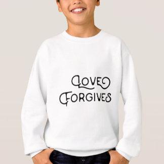 Sudadera El amor perdona #2