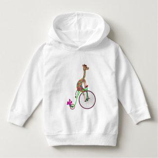 Sudadera El Biking feliz por los Happy Juul Company