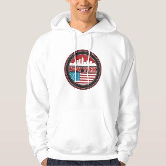 Sudadera El horizonte el | Estados Unidos de Nueva York