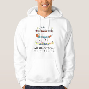 Sudadera el mashanticut canoes II