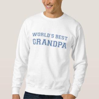 Sudadera El mejor abuelo del mundo