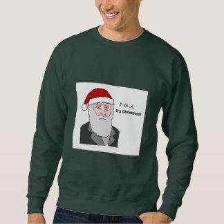Sudadera El navidad de Darwin