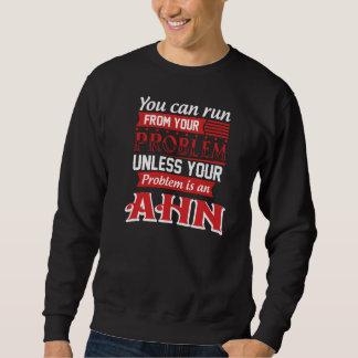Sudadera El problema es un AHN. Cumpleaños del regalo