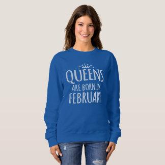 Sudadera El Queens nace en febrero