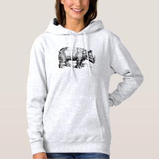 Sudadera El rinoceronte