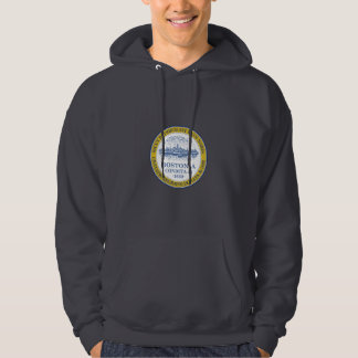 Sudadera Emblema de Boston, Massachusetts