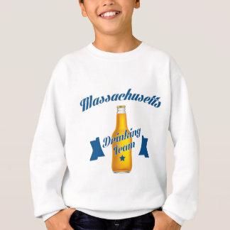 Sudadera Equipo de consumición de Massachusetts