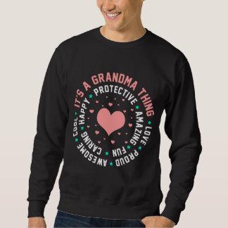 Sudadera Es una cosa de la abuela