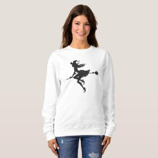 Sudadera Escoba Halloween Thunder_Cove del montar a caballo