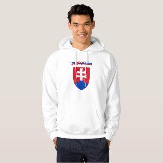 Sudadera Escudo de armas eslovaco