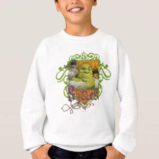 Sudadera Escudo del grupo de Shrek