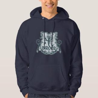 Sudadera Escudo gótico del Birder