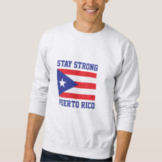 Sudadera Estancia Puerto Rico fuerte