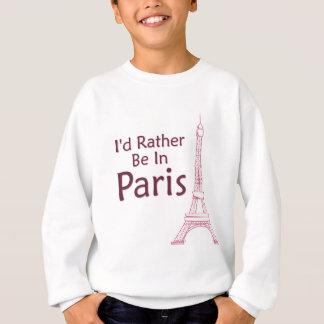 Sudadera Estaría bastante en París