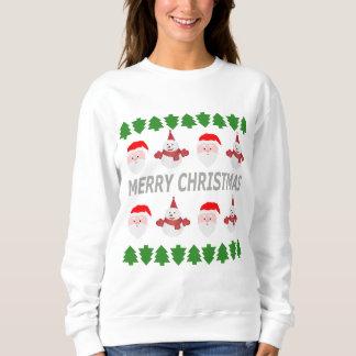 Sudadera Felices Navidad