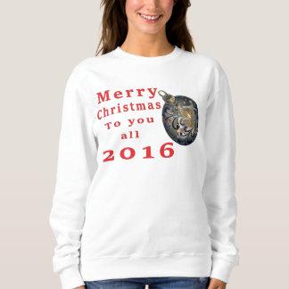 Sudadera Felices Navidad 2016