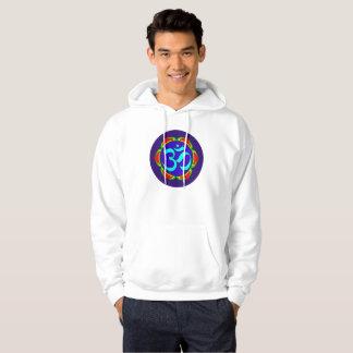 Sudadera flor sagrada de la yoga del zen de la religión del