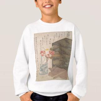 Sudadera Florero y caja de la laca - chino