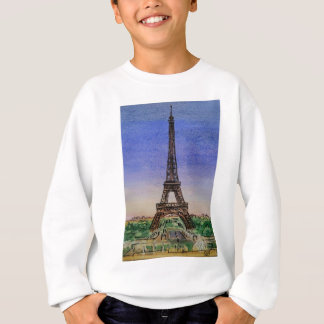 Sudadera Francia-París-Eiffel-torre-ropa