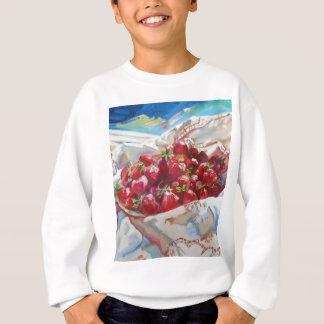 Sudadera Fresas