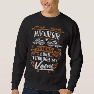 Sudadera Funcionamientos de la sangre de MACGREGOR con mi