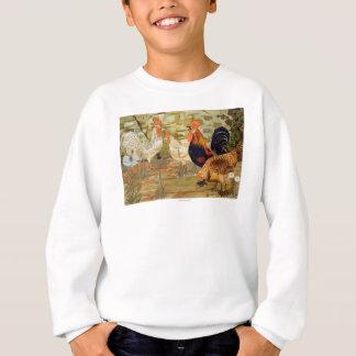 Sudadera Gallos y gallinas