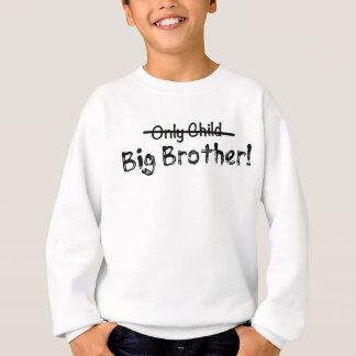Sudadera Hermano mayor (hijo único cruzado hacia fuera)