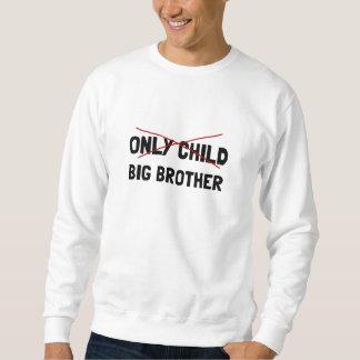 Sudadera Hijo único hermano mayor