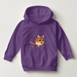 Sudadera hoodie con ratón dulce