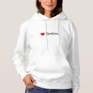 Sudadera Hoodie. para mujer de SueGang del corazón