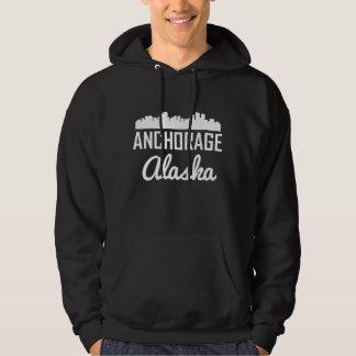 Sudadera Horizonte de Anchorage Alaska