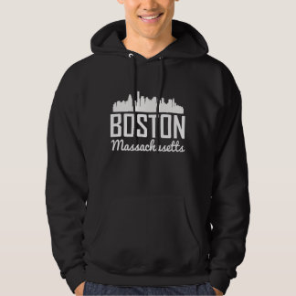 Sudadera Horizonte de Boston Massachusetts