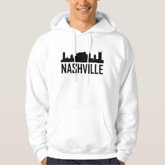 Sudadera Horizonte de la ciudad de Nashville Tennessee