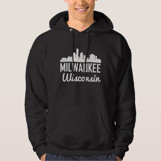 Sudadera Horizonte de Milwaukee Wisconsin