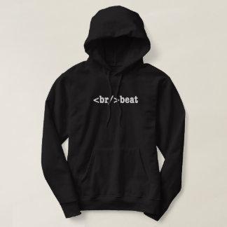 Sudadera HTML del breakbeat