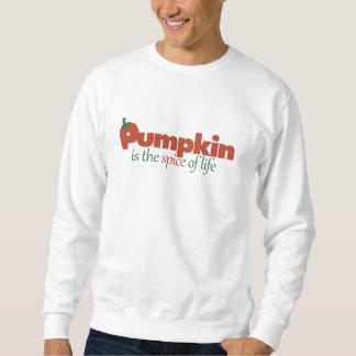 Sudadera Humor del otoño de la especia de la calabaza