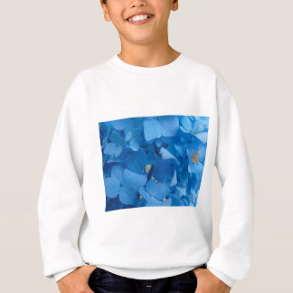Sudadera Hydrangeas azules