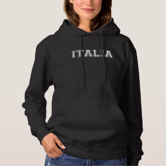 Sudadera Italia