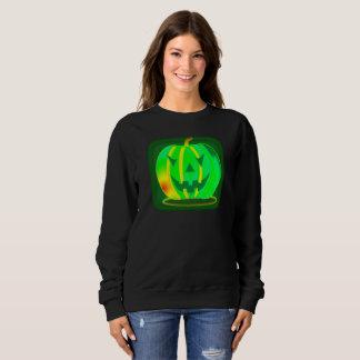 Sudadera Jack verde Halloween o'lantern Thunder_Cove