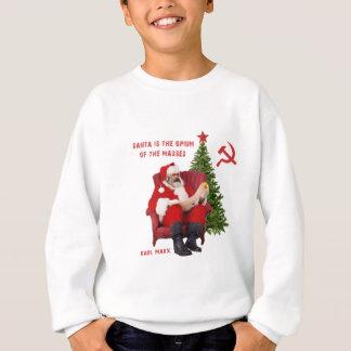 Sudadera Karl Marx Santa