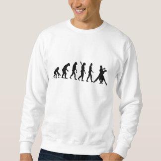 Sudadera La evolución foxtrot baile