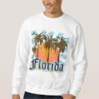 Sudadera La Florida el estado del sol los E.E.U.U.