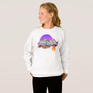 Sudadera La pintada embroma la camiseta: Hailey Streetwear
