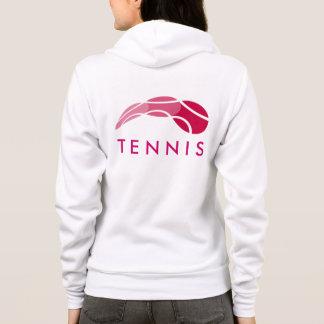 Sudadera La ropa el   del tenis de las mujeres se divierte